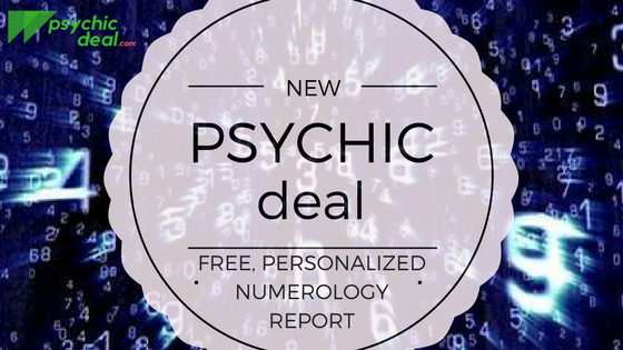 New Deal: Get a Free, Personalized Numerology Report