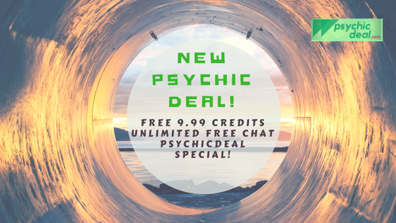 New Psychic Deal: Get 9.99 in Free Credits for Live Video Readings