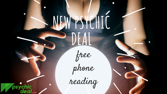 New Psychic Deal: Get a Free Reading with any Psychic