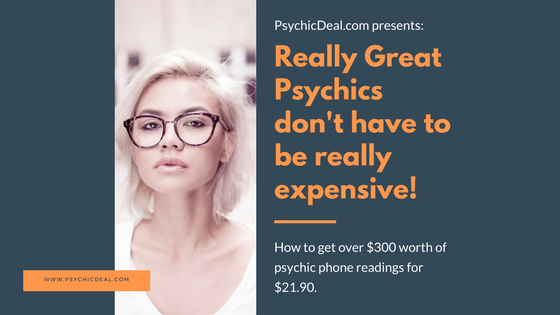 Forget About Expensive Psychics: 3 Incredible Deals You Need to Jump On