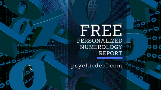 Featured Deal: Get a Free Numerology Report