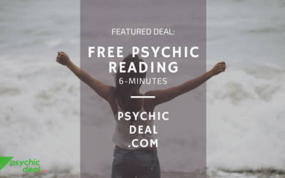 Featured Deal: Get a FREE Psychic Reading