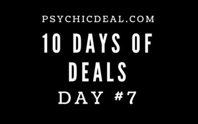 Ten Days of Deals (Day #7): Receive a free, personalized Numerology Report